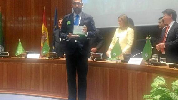 Ayamonte, Punta Umbría y Bollullos reciben la distinción Bandera Verde