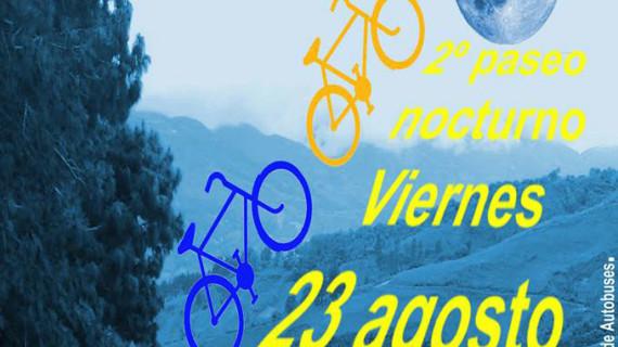 Ayamonte organiza su segundo Cicloturismo Nocturno con una ruta de unos 16 kilómetros