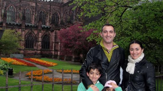 La valentía del onubense Jesús Ortega: de profesor a gestor de investigación en la Universidad británica de Leeds