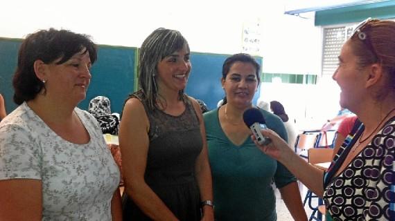 Isla Cristina clausura el Aula de Español para Inmigrantes
