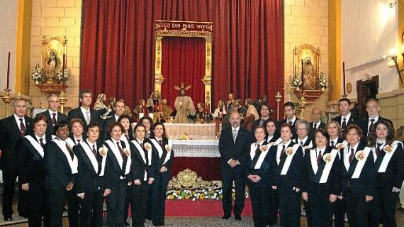 La Hermandad de la Sagrada Cena de Huelva celebra una gala benéfica a favor de los barrios periféricos