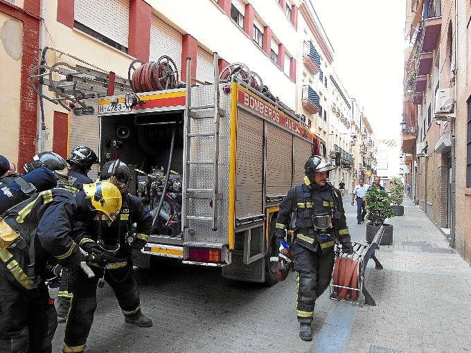 El ejercicio ha sido en la Unidad de Rehabilitación del Área de Salud Mental de Huelva.