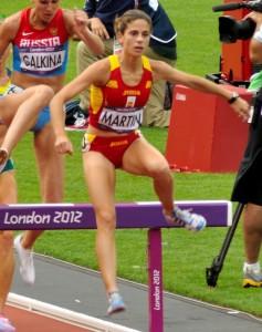 Diana Martín, olímpica en Londres en los 3.000 obstáculos, disputará en Huelva la prueba de 5.000 metros.