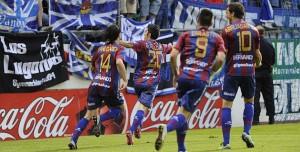 El Éibar regresa a Segunda División y será rival del Recre.