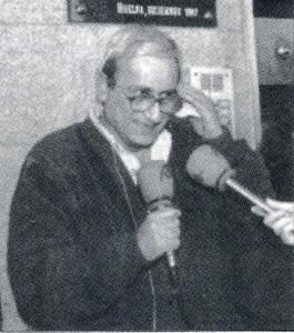 La radio no podría entenderse sin la voz de Enrique García Izquierdo.