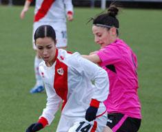 La jugadora del Cajasol Esther González, en la preselección para la Eurocopa de Suecia