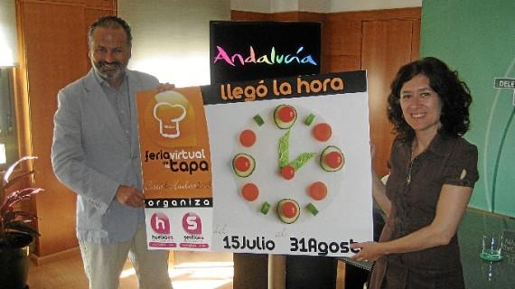 Nace la Feria Virtual de la Tapa de la Costa de Huelva, una iniciativa que busca fomentar el comercio de verano