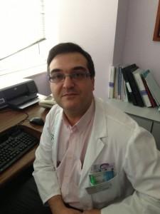 Especialista en Aparato Digestivo e investigador principal de este proyecto, Fernando Manuel Jiménez.