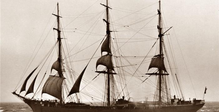 Mediados del siglo XIX, cuando era más fácil llegar a Huelva navegando que por tierra