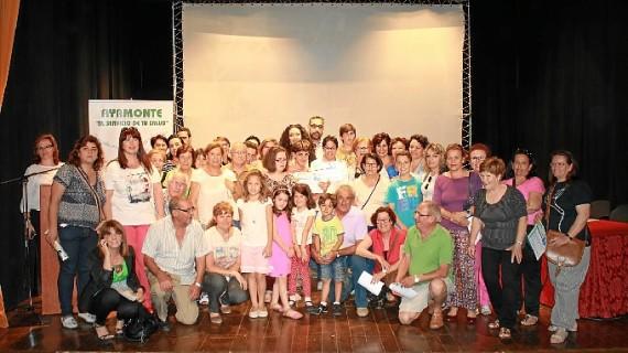 Se clausura en Ayamonte el programa 'Por un millón de pasos'