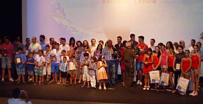 Almonte entrega las distinciones del año en el ámbito deportivo en su XII Gala del Deporte