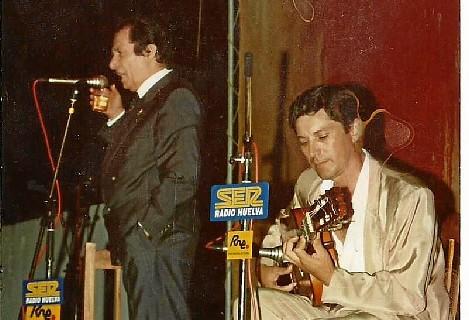 Paco Toronjo, la voz eterna del fandango