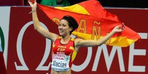La subcampeona de Europa de 1.500 en pista cubierta, Isabel Macías, tendrá un encuentro con las jóvenes promesas.