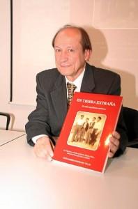 El investigador Jesús Copeiro.