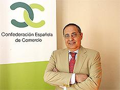 Manuel García-Izquierdo, reelegido presidente de la Confederación Empresarial de Comercio de Andalucía