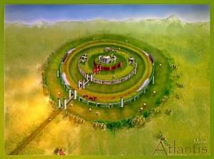 Metrópolis de Atlantis. / Foto: Monik Perz.