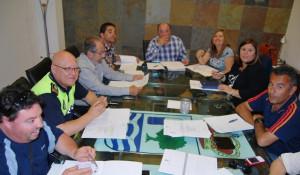 Zamudio presidió el segundo Comité de Playas de cara al. verano