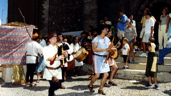 Acibreira regresa a la programación de las XVIII Jornadas Medievales de Cortegana