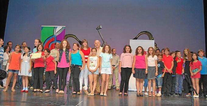 El Conservatorio Elemental de Música 'Vicente Sanchís' de Isla Cristina celebra su anual Concurso de  Bandas Sonoras