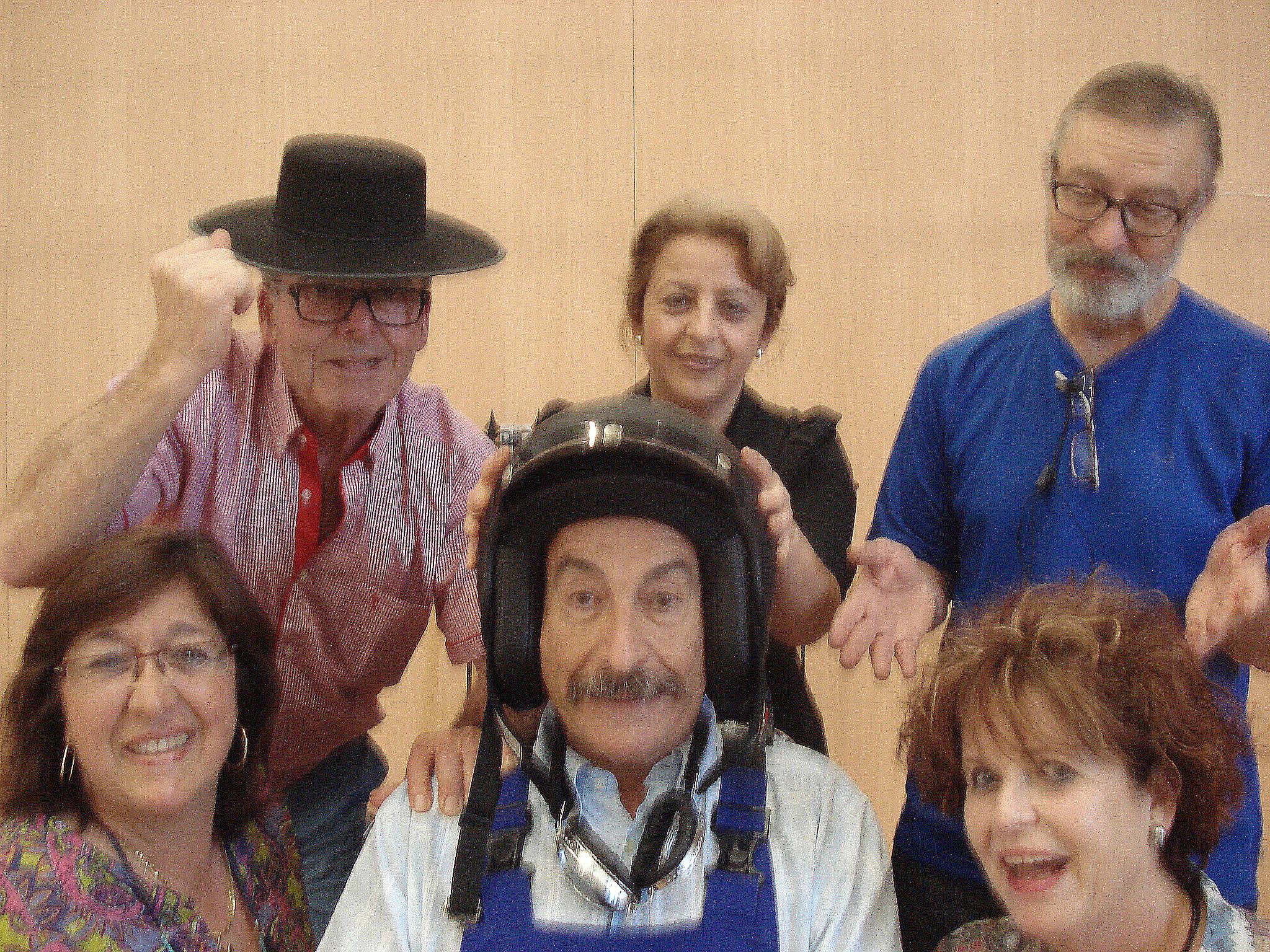 Agrupación Teatral 'Arena y Sal', de la AAVV La Morana.