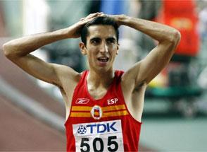 Arturo Casado está inscrito en la prueba de los 800 metros.
