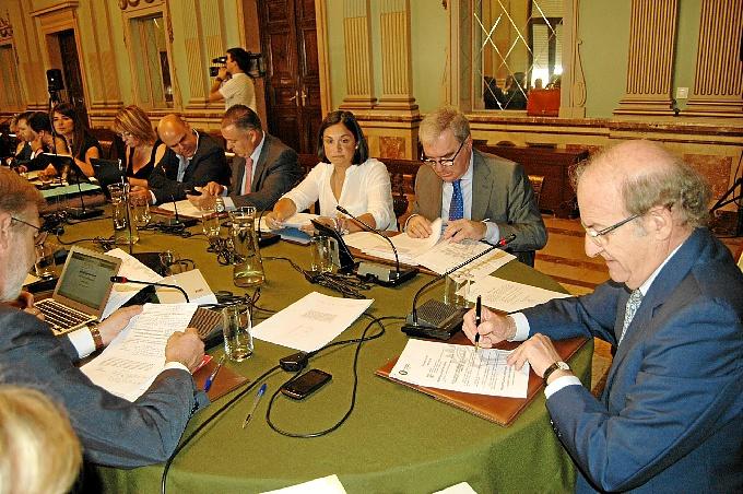 Pleno de junio del Ayuntamiento de Huelva.