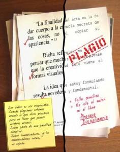 Este sistema permite identificar los textos que han sido copiados de otros autores ./ Foto: blogs.uab.cat