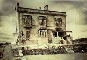 Imagen de la Casa Dirección de Valverde antes de las obras de restauración. / Foto: andalucia.org.