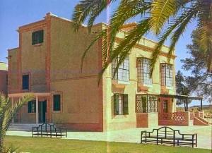 Las conferencias se celebran en la Casa Dirección. / Foto: www.pueblos-espana.com.