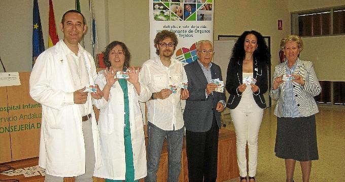 Cinco donantes de Huelva posibilitan que nueve pacientes reciban un trasplante de órganos en los primeros meses del 2013
