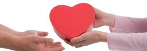 Donar es uno de los mayores actos de amor que se pueden cometer.