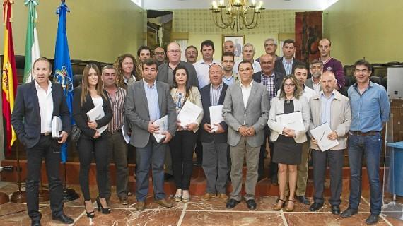 Entregados 27 proyectos de Garantías de Rentas que han sido redactados por los técnicos de la Diputación
