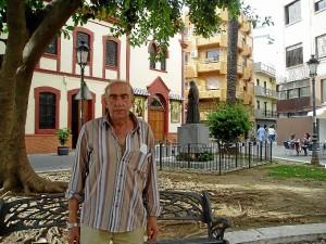 Félix Prada estuvo 15 años esperando un trasplante de riñón.