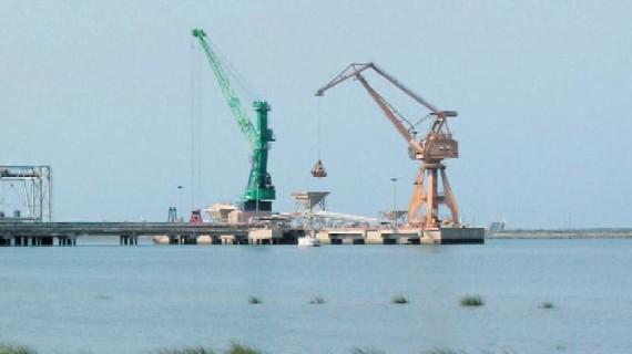 Las exportaciones en el Puerto de Huelva suben en un 14 por ciento durante el primer semestre del año