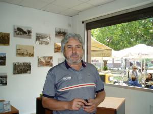 Ruiz visitó la sede de Huelva Buenas Noticias.