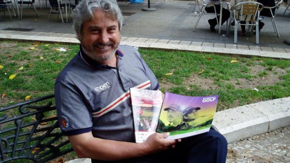 El 'Anuario de Golf Andaluz 2012' tiene sabor a Huelva