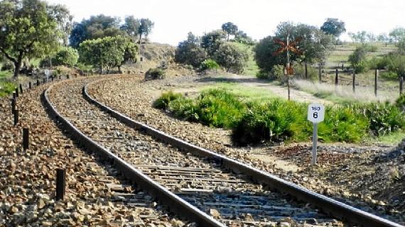 Diputación y Renfe disertarán sobre la línea Huelva-Zafra