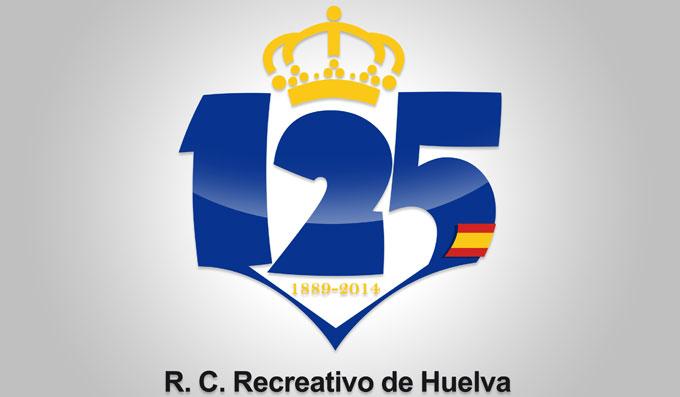 El logo del 125 Aniversario diseñado por Benjamín Serdio.