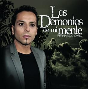 Portada del último disco de Fernando Caro.