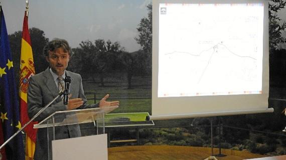 Presentado el mapa transfronterizo del Bajo Guadiana-Baixo Guadiana
