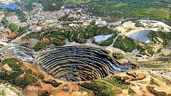El sector minero generará 8.000 empleos en Huelva en los próximos años