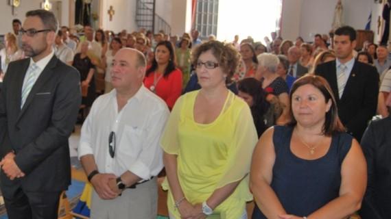 Pozo del Camino celebra la Misa en Honor a María Auxiliadora