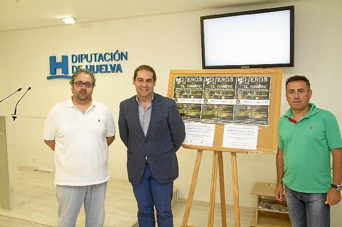 El acto ha sido presentado en la Diputación de Huelva.