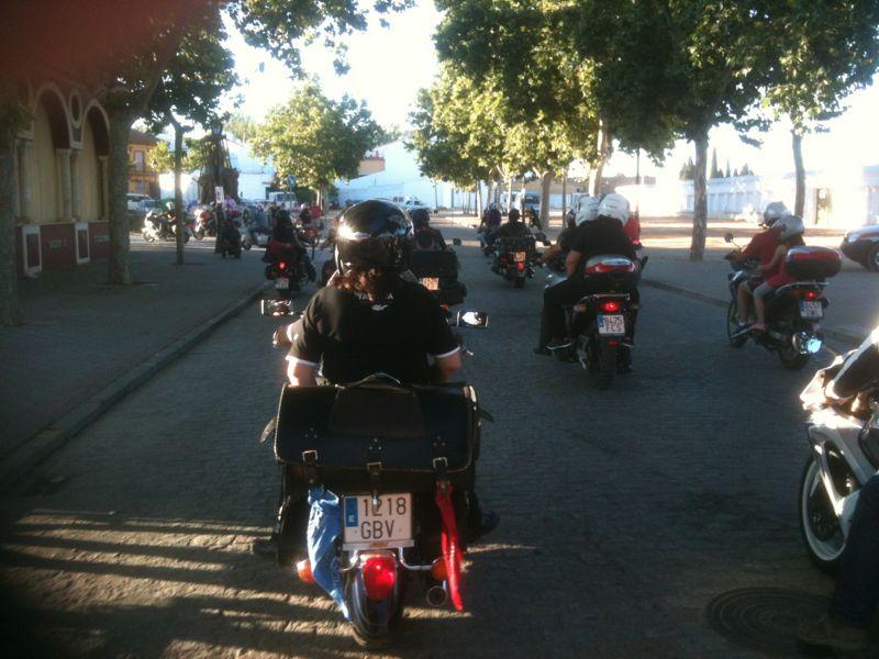 Los usuarios de motocicletas y ciclomotores son los más vulnerables en caso de accidente.