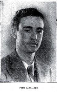 Una imagen de José Caballero.