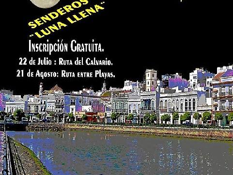 Ayamonte organiza dos rutas de senderismo nocturno