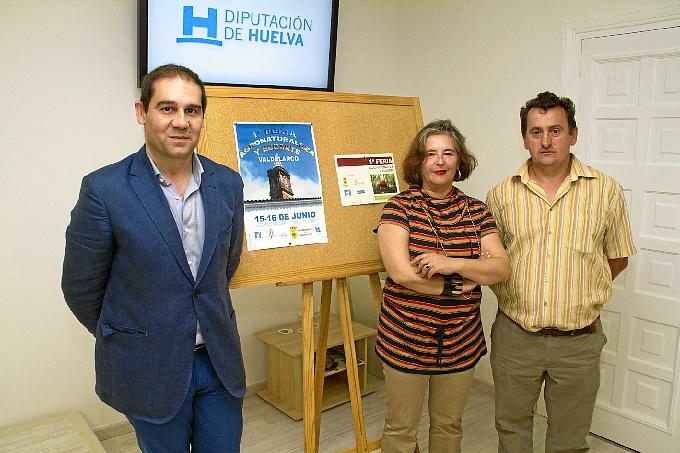 Presentación de la Feria en la Diputación de Huelva.