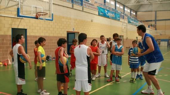 Cartaya, cuartel general del baloncesto de cantera