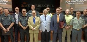 Presentación del Plan de Turismo de Seguridad de la Guardia Civil.
