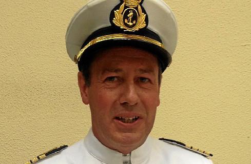 José Ignacio Cordón Scharfhausen, nuevo comandante naval de Huelva